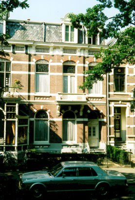 wilhelmina bed and breakfast nijmegen kamer 2