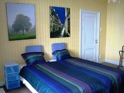 wilhelmina bed and breakfast nijmegen kamer 2 twinbox